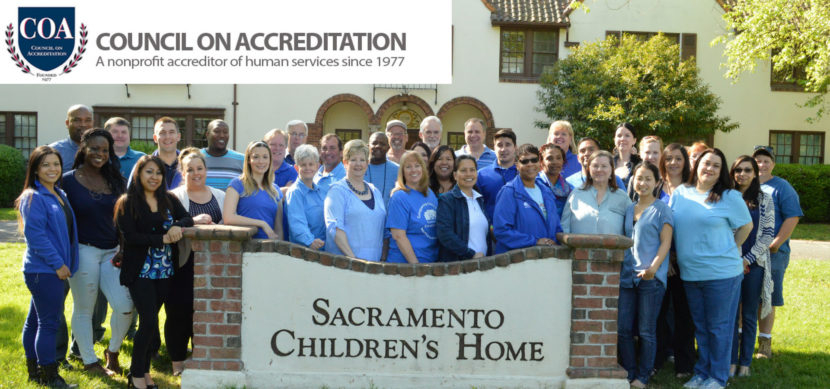 Sacramento nonprofit jobs - Join the Sacramento Children's Home